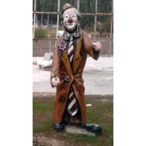 Clown kan måttbeställas  , begär offert