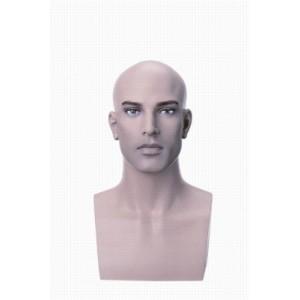 Huvud herr i mycket bra kvalité, 45 cm