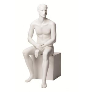 Exklusive skulptur skyltdocka herr modell 6