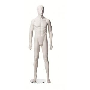 Exklusive skulptur skyltdocka herr modell 1