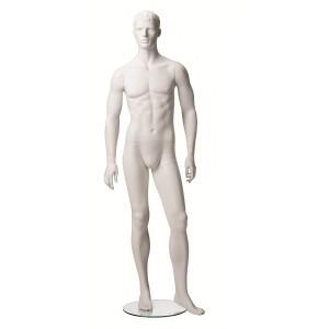 Exklusive skulptur skyltdocka herr modell 2