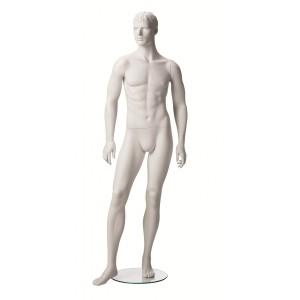 Exklusive skulptur skyltdocka herr modell 3