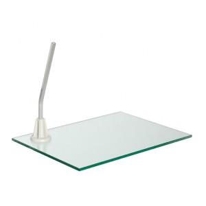 Glasbotten platta