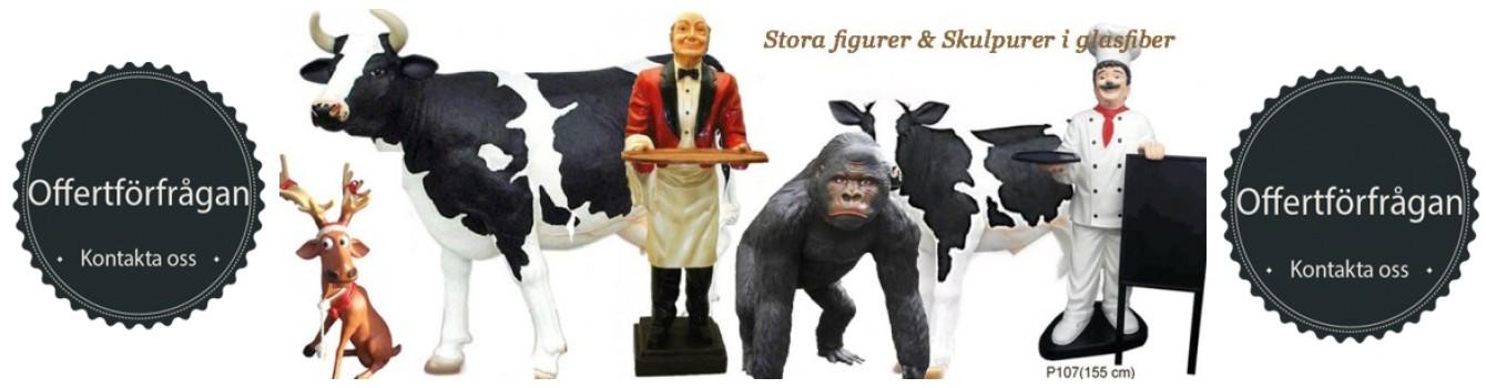 Figurer och Skulpturer