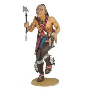 """INDIAN 175 CM I NATURLIG STORLEK """"REGN DANS"""""""