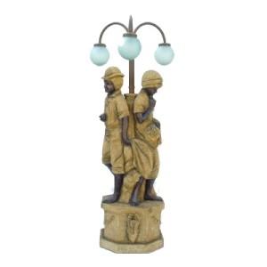 LAMPA 210 CM DESIGNAD SOM  STEN MODELL POJKE & FLICKA
