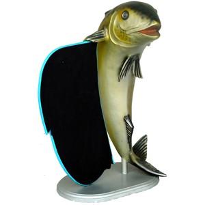 Fisk menytavla  83 cm
