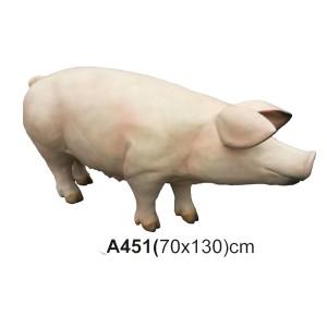 Gris i normal storlek 130 cm