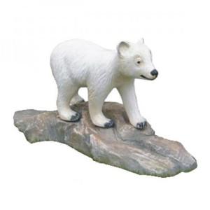 Isbjörn unge