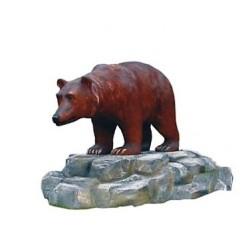 Björn 210 cm inkl. klippavsats