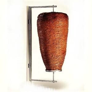 Kebab grill för väggmontage 110 cm