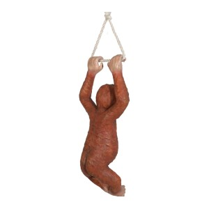 Hängande Baby Orangutan 75 cm