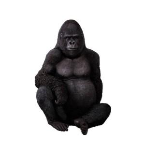 Gorilla Silver Black 115 cm