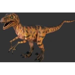 Dinosaurie 2, 88 m Deinonichus