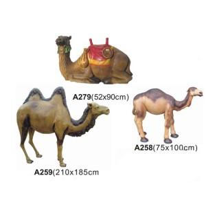 Kamel Camel vilande 90 cm