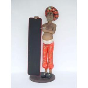 Oryantal med menyravla 165 cm