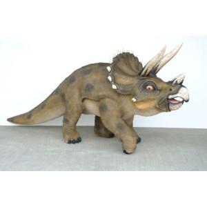 Dinosaurie Triceratops Liten 170 cm