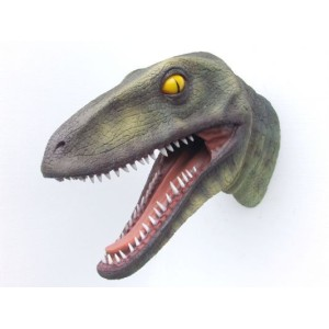 Dinosaurie T-Rex Huvud 102 cm