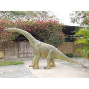 Dinosaurie Brachiosaurus kalv