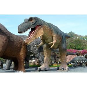 """Dinosaurie T-Rex 14 m """"Begär offert"""""""