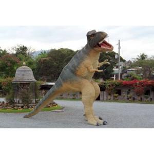 """Dinosaurie  T-Rex 12 m """"Begär offert"""""""