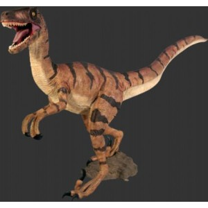 Dinosaurie Velociraptor 270 cm