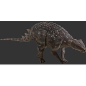 Dinosaurie Ankylosaur 225 cm