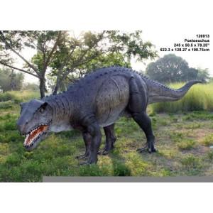 Dinosaurie 6,25 m Postosuchus