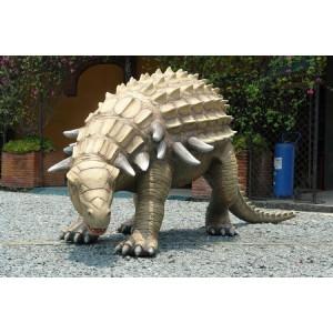 Dinosaurie 355 cm Edmontonia