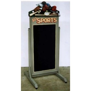 Gaturpratare sportaffär 165 cm