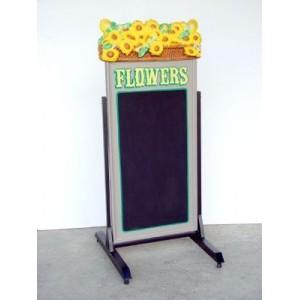 Gatupratare Blomster och blombutiker 165 cm