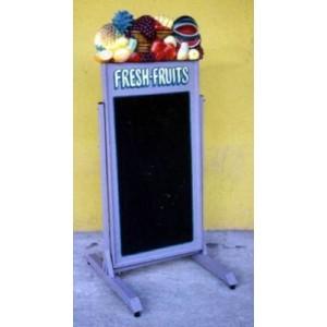 Gatupratare färska frukter 165 cm