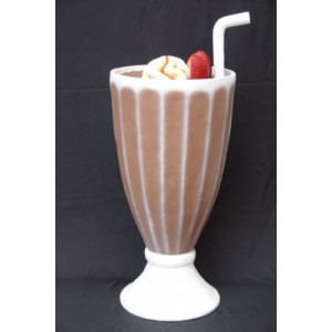 Milkshake Chocolate 104 cm