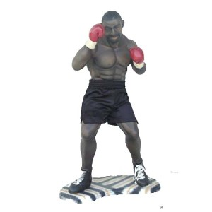 Fighting Boxning Boxare 99 cm i glasfiber