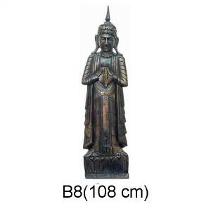 BUDDHA FIGURER MNICH 108 CM