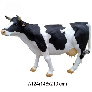 KO I NATURLIG STORLEK 148x210 CM A124