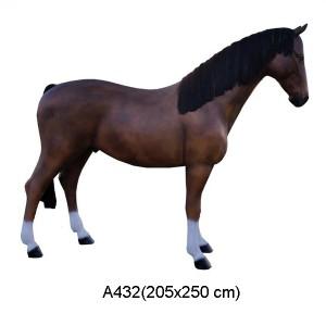 HÄST 205x250 CM