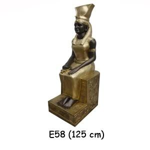 EGYPTISK FIGURER ISYS 125 CM