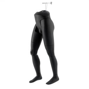 Flexibel underdel herr svart för upphängning
