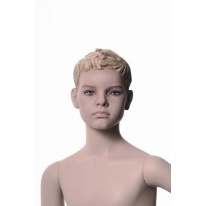 Pojke Morris 10 år skyltdocka skulptur
