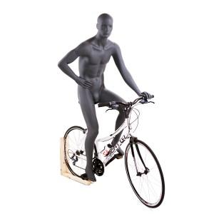 Cykelsport skyltdocka herr