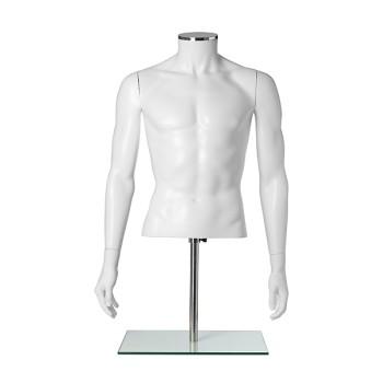 Kombi torso går att använda med eller utan huvud