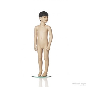 Exklusive 4 år unisex barn skyltdocka Höjd 110 cm