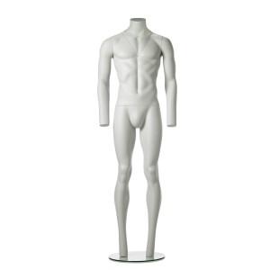 Fotodockan herr är flexibel och speciellt utformad för fotografering av plagg/kläder till kataloger och webbutiker m.m.