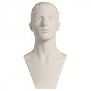 Huvud herr Adam sport skulptur HQ