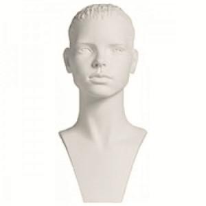 Huvud ungdom Kim sport skulptur HQ