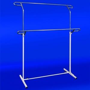 Konfektionsställ för kläder justerbar höjd ST29
