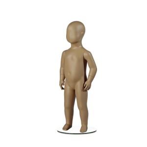 Abstrakt barn skyltdocka höjd 80 cm
