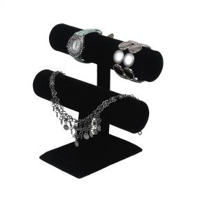 Displayrulle för visning av smycken, armband och klockor m.m.
