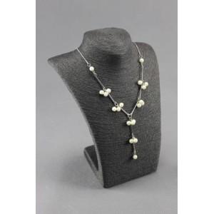 Display för smycken, halsband m.m. i flera färger och storlekar